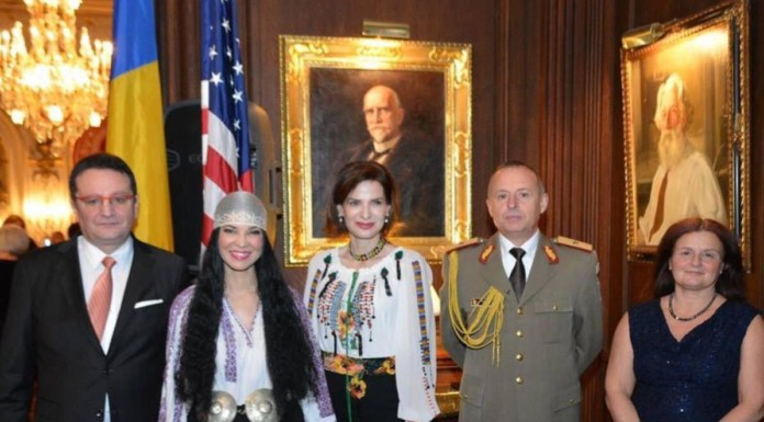 ambasadorul George Maior